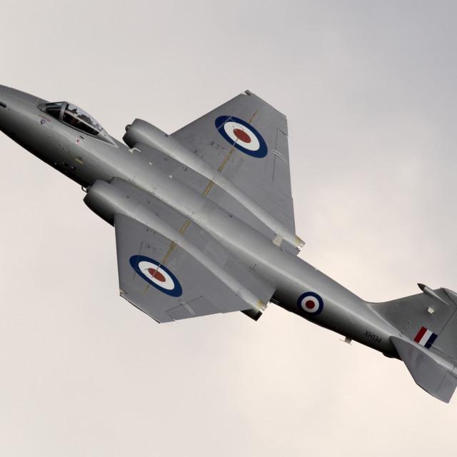 """RAF Canberra"" stock image"
