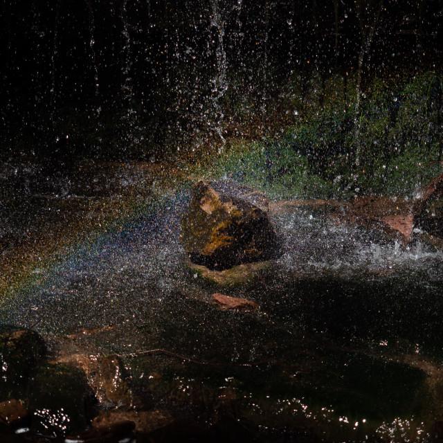 """""""Little Rainbow"""" stock image"""