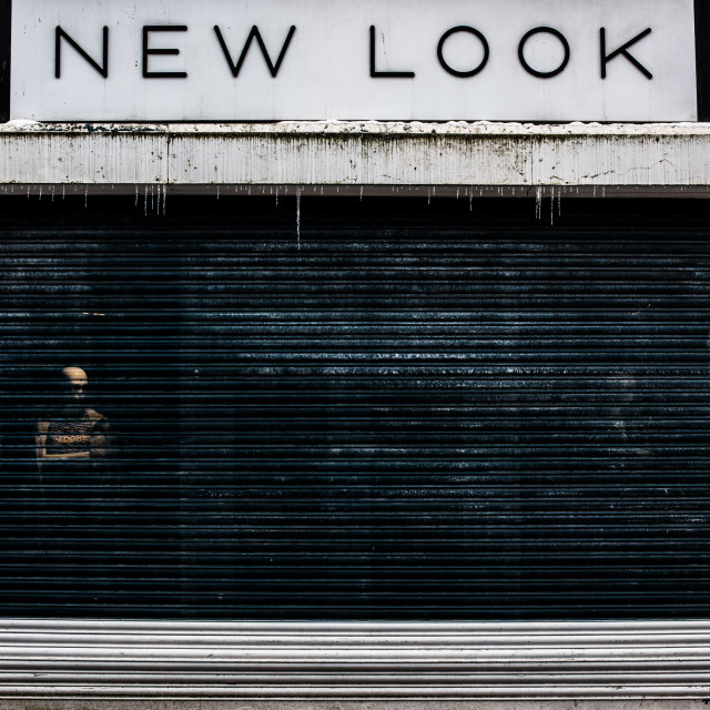"""New Look"" stock image"