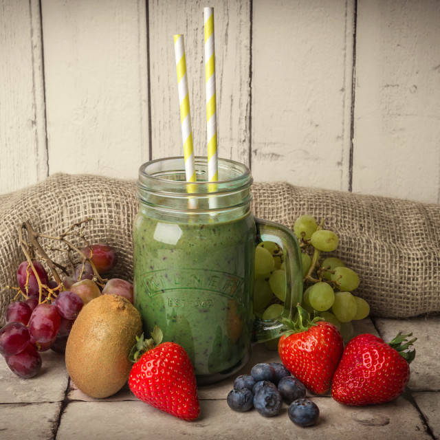 """Healthy Smoothie"" stock image"