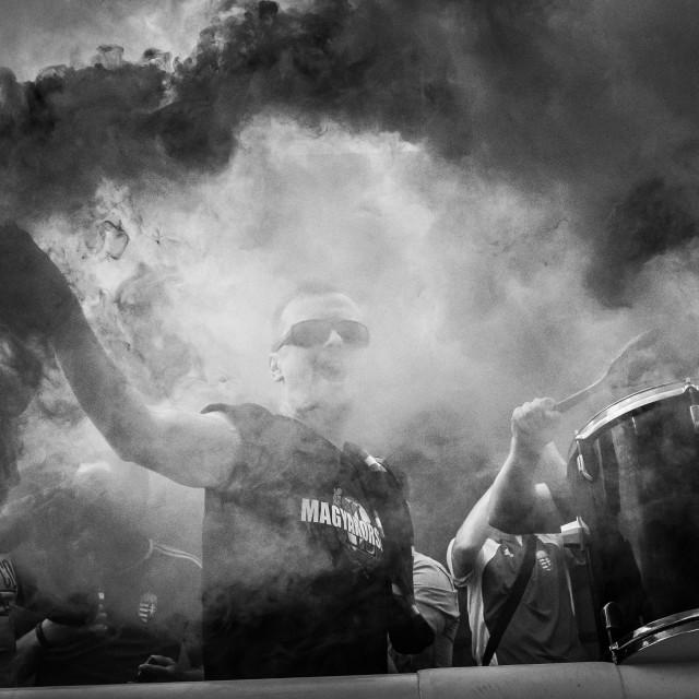 """Smoke Bomb 3"" stock image"