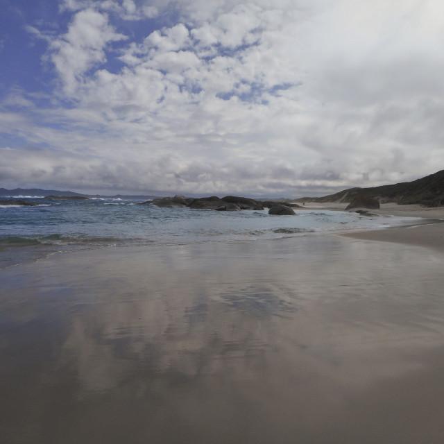 """Greens Pool,Western australia"" stock image"