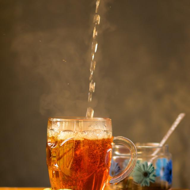 """Tea"" stock image"