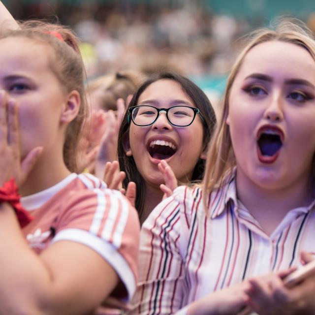 """West End Live 2018, London, UK"" stock image"
