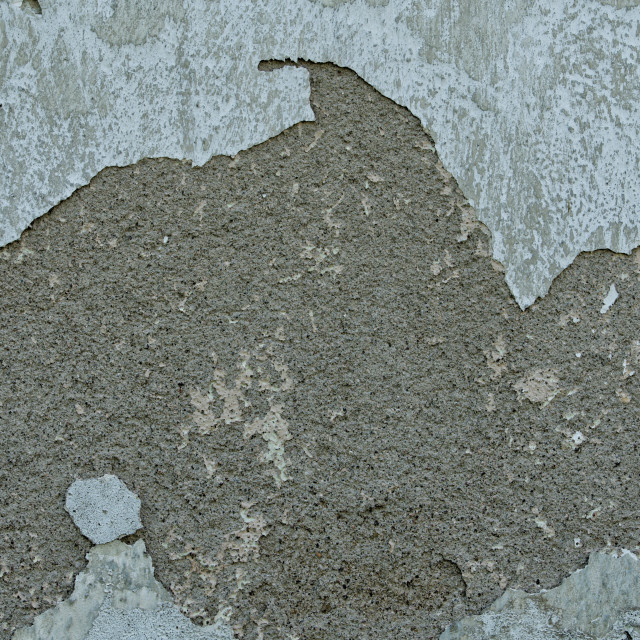 """""""Wall with crashed white plaster texture"""" stock image"""