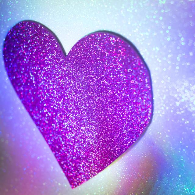 """Party love heart shape"" stock image"