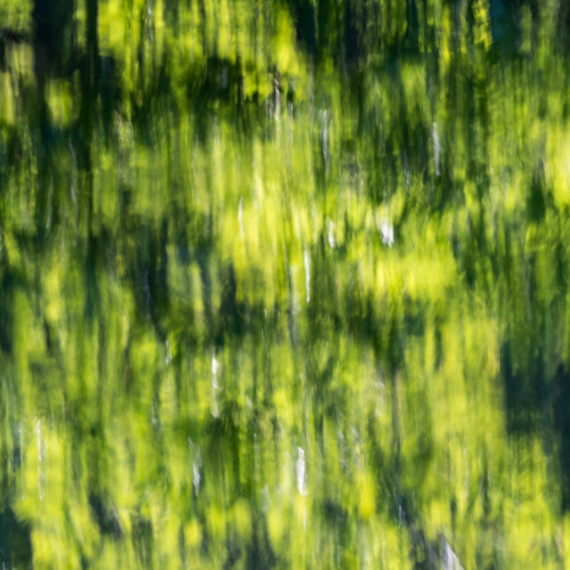 """""""Abstract background of water reflections"""" stock image"""