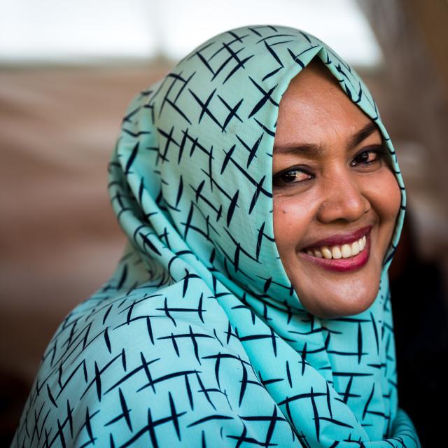 """Portrait of a Toraja woman"" stock image"