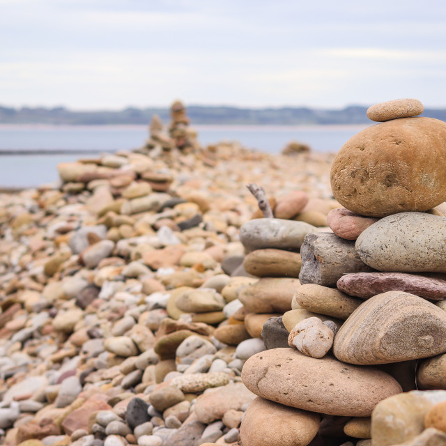 """Pile of Stones"" stock image"