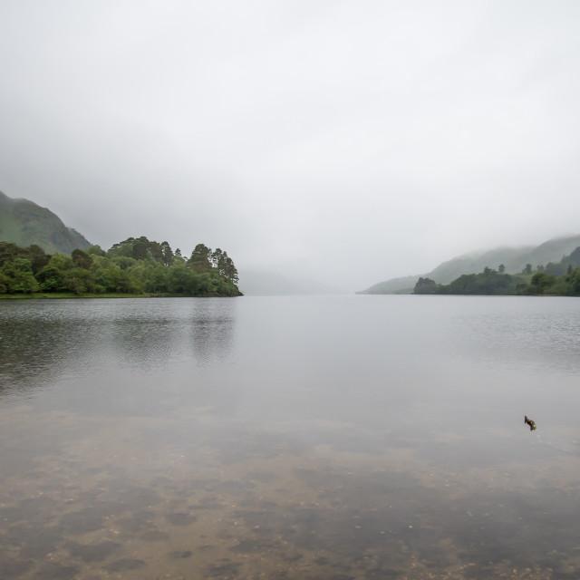 """""""Scottish panorama"""" stock image"""