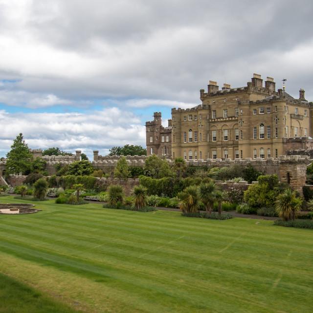 """""""Culzean Castle, Scotland"""" stock image"""
