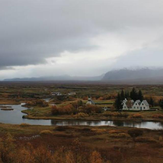 """""""Thingvellir - Iceland"""" stock image"""