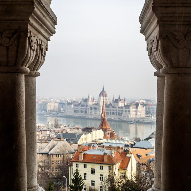 """""""Budapest."""" stock image"""