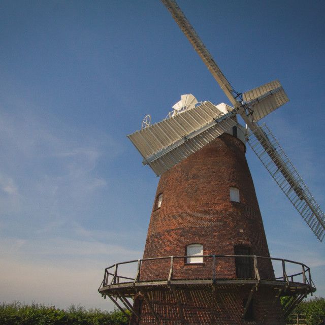 """Windmill"" stock image"