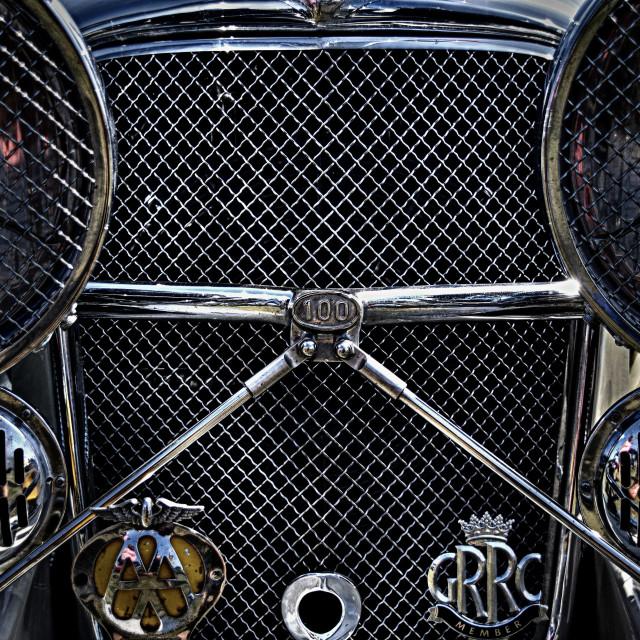"""""""Jaguar SS"""" stock image"""