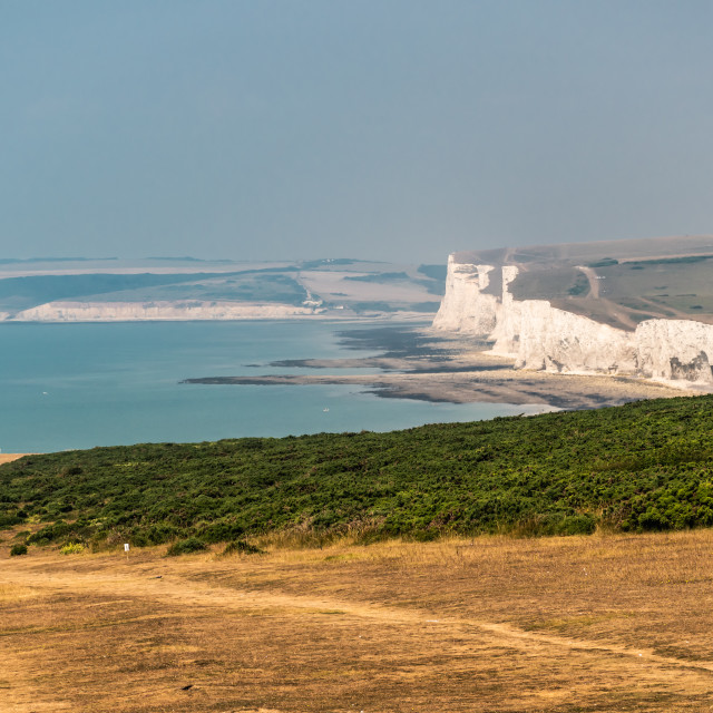 """The Seven Sisters"" stock image"