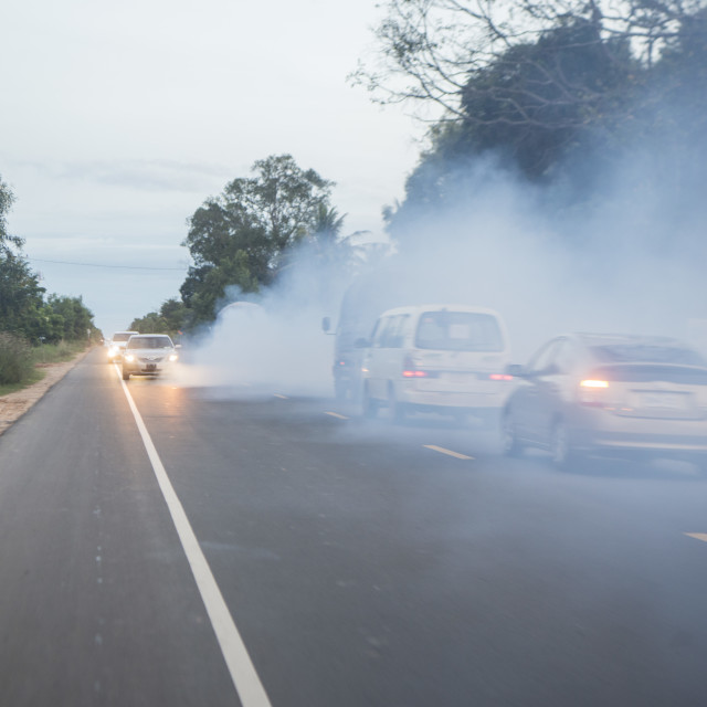 """CAMBODIA KAMPONG THOM ENVIRONMENT CO2"" stock image"
