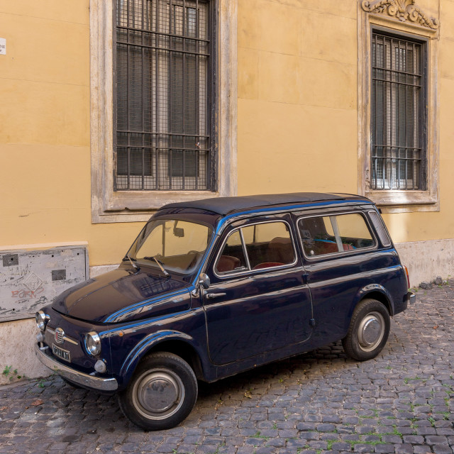 """Fiat"" stock image"