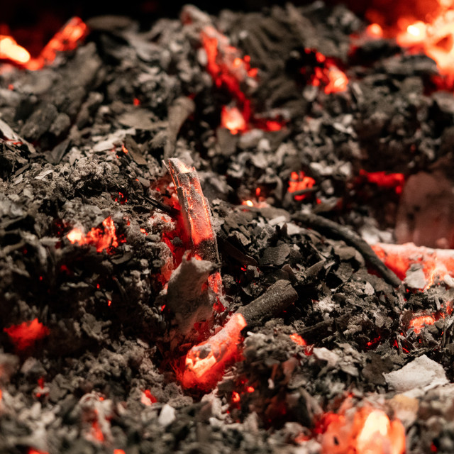 """""""Ashes To Ashes"""" stock image"""