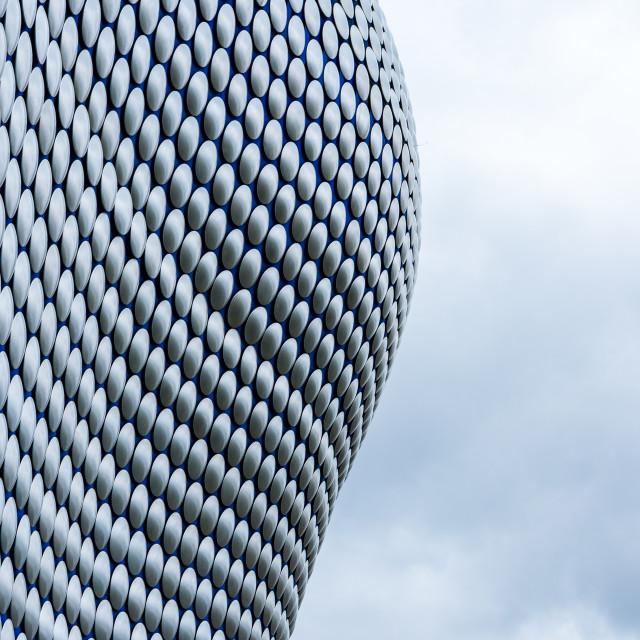 """Bullring, Birmingham."" stock image"