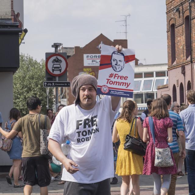 """E_Crawford_Cambridgeprotest21-07-1812"" stock image"