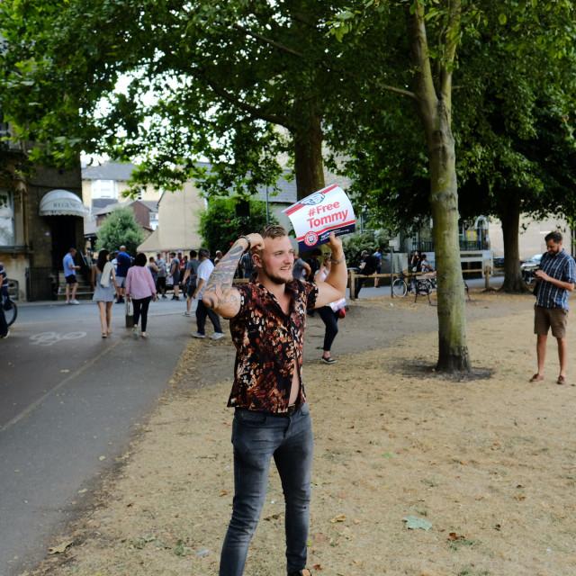"""E_Crawford_Cambridgeprotest21-07-1847"" stock image"