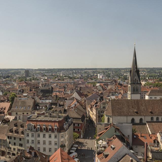 """Medieval Konstanz in Germany"" stock image"