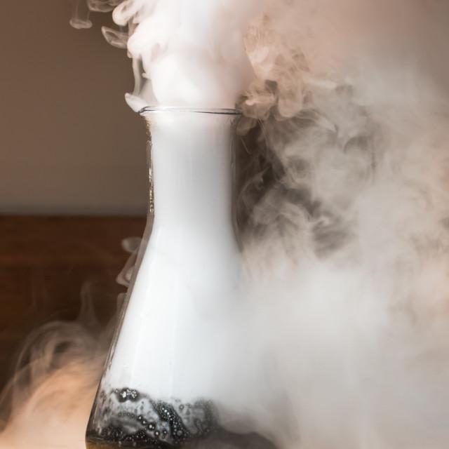 """Chemistry"" stock image"