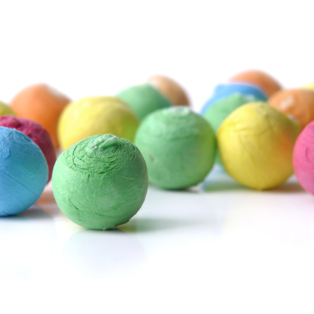 """""""paper balls for party"""" stock image"""