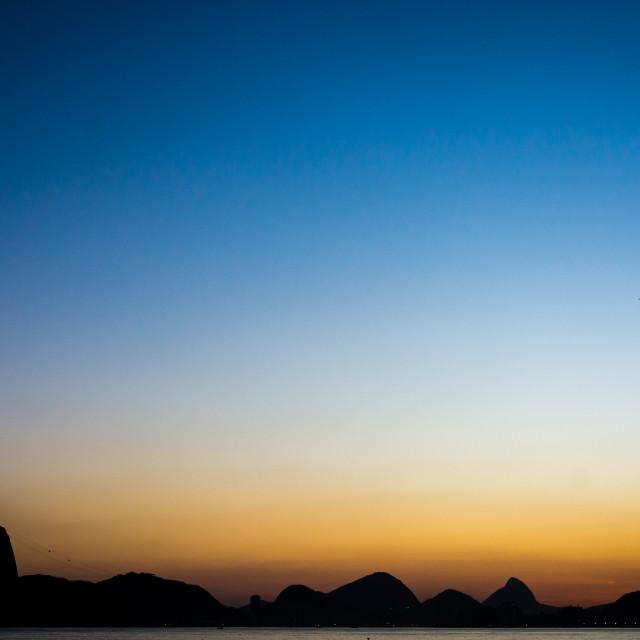 """""""Rio de Janeiro Landscape"""" stock image"""