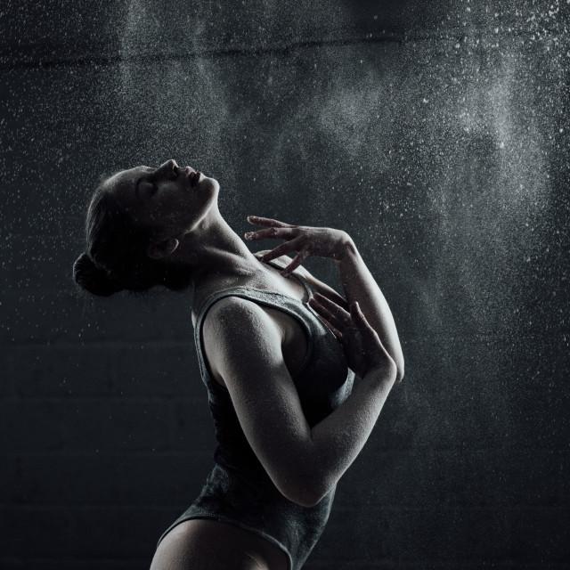 """""""Dirty Dancing"""" stock image"""