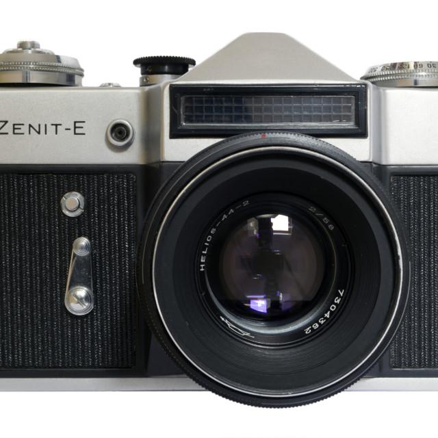 """""""Zenith E"""" stock image"""
