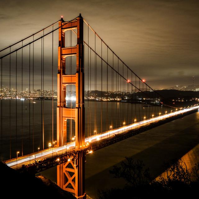 """""""Golden Gate"""" stock image"""