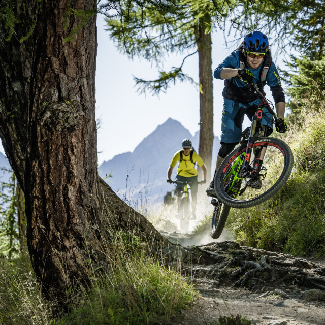 """Bike Action"" stock image"