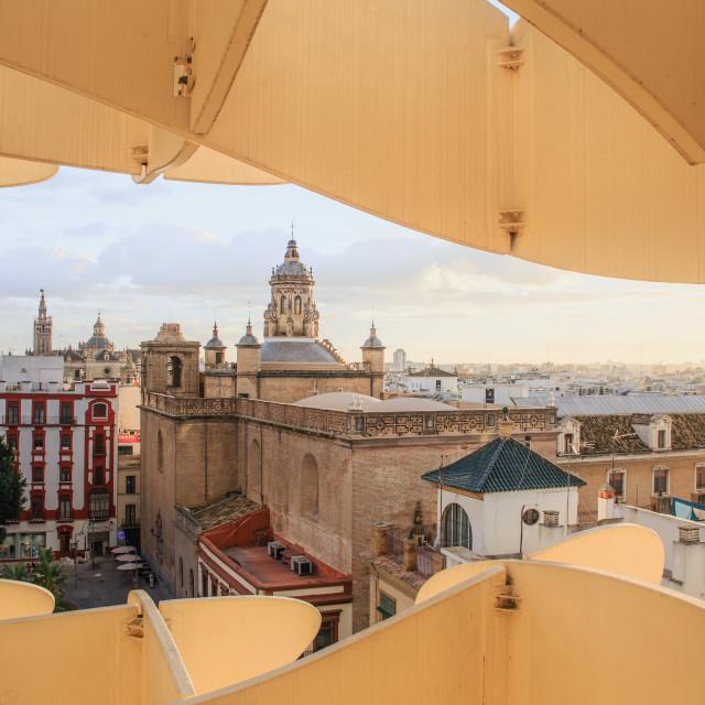 """Seville"" stock image"
