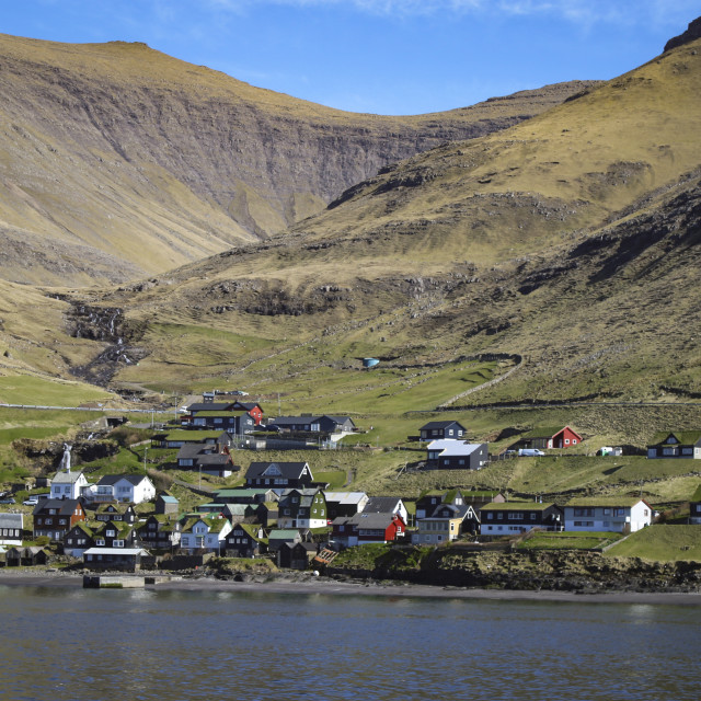 """Seaside Village 