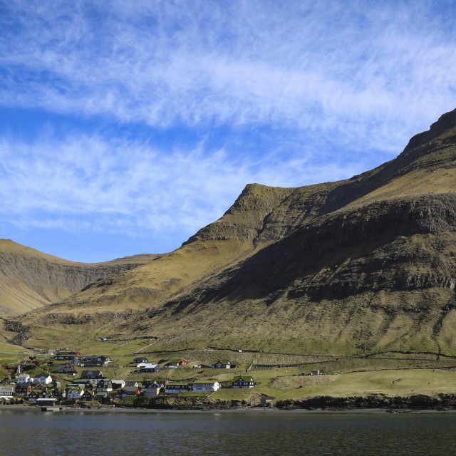 """Seaside Village Wide View 