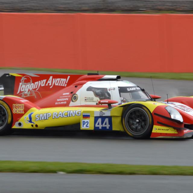 """""""SMP Racing"""" stock image"""
