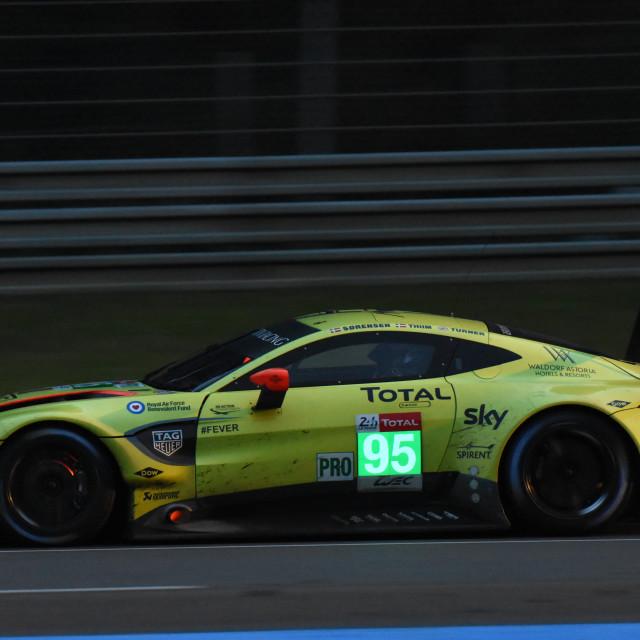 """Aston Martin"" stock image"