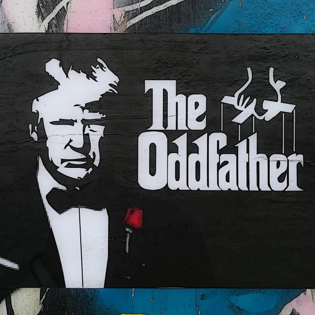 """Street art at Upfest 2018"" stock image"