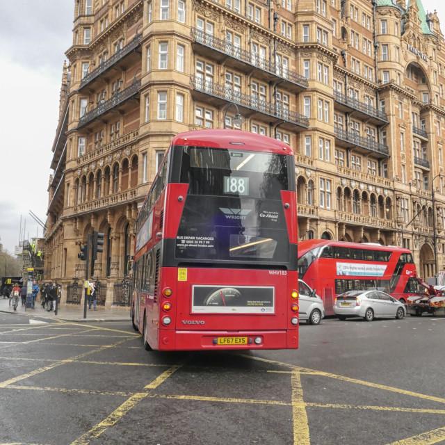"""The Principal London"" stock image"