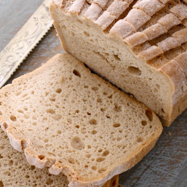 """gluten free bread"" stock image"