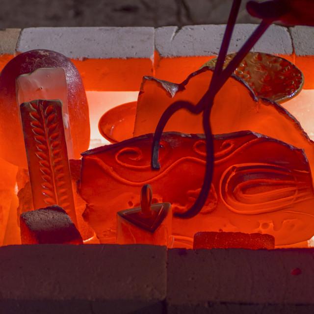"""Outdoor Pottery Kiln"" stock image"