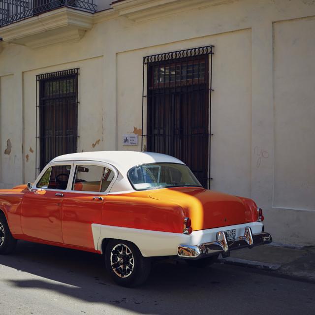 """Classic orange"" stock image"