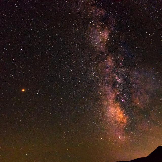 """""""Milky 1"""" stock image"""