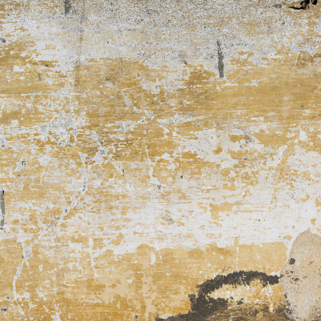"""Worn grungy wall"" stock image"