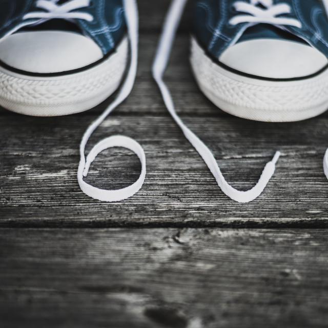 """Love"" stock image"