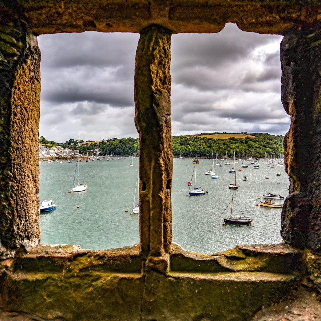 """Polruan View"" stock image"