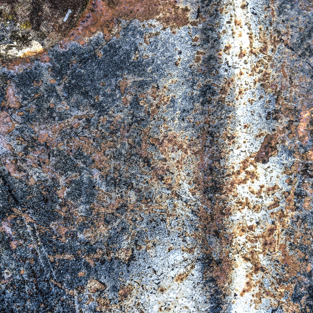 """""""Rough rusty metal surface"""" stock image"""