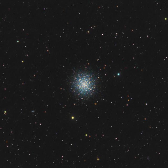 """""""Hercules Cluster."""" stock image"""